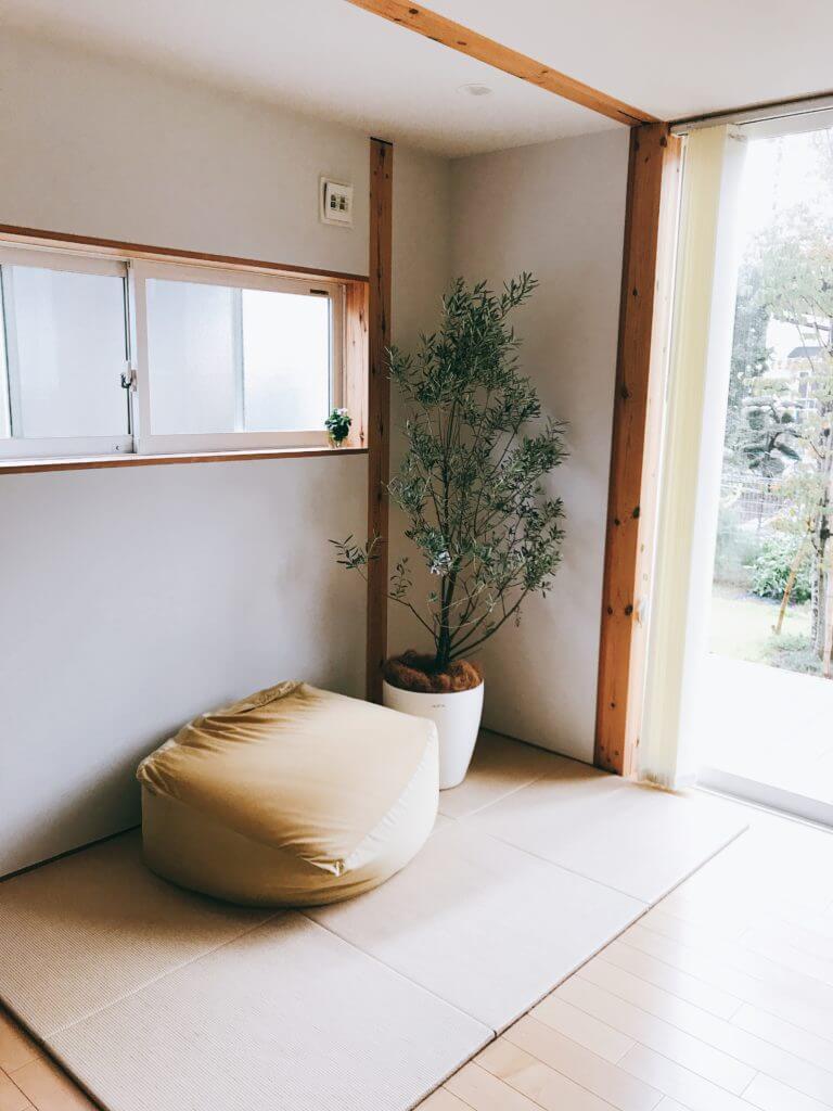 無印 木の家 クッション フィット ソファー