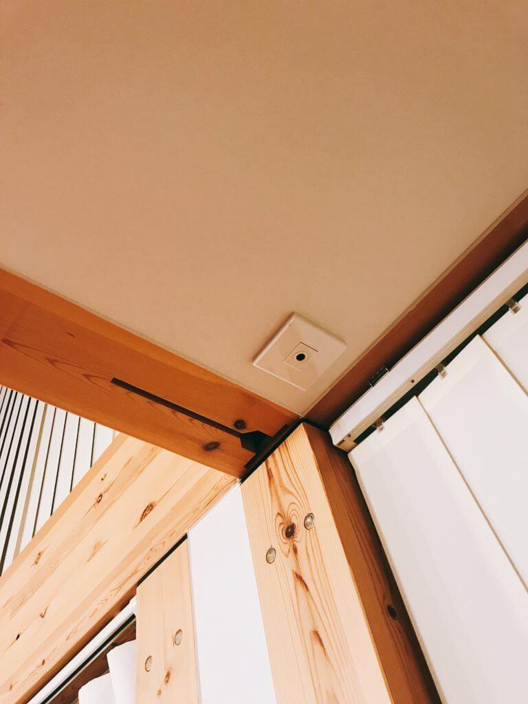 無印 木の家 間取り スピーカーの場所 設置 配線 口