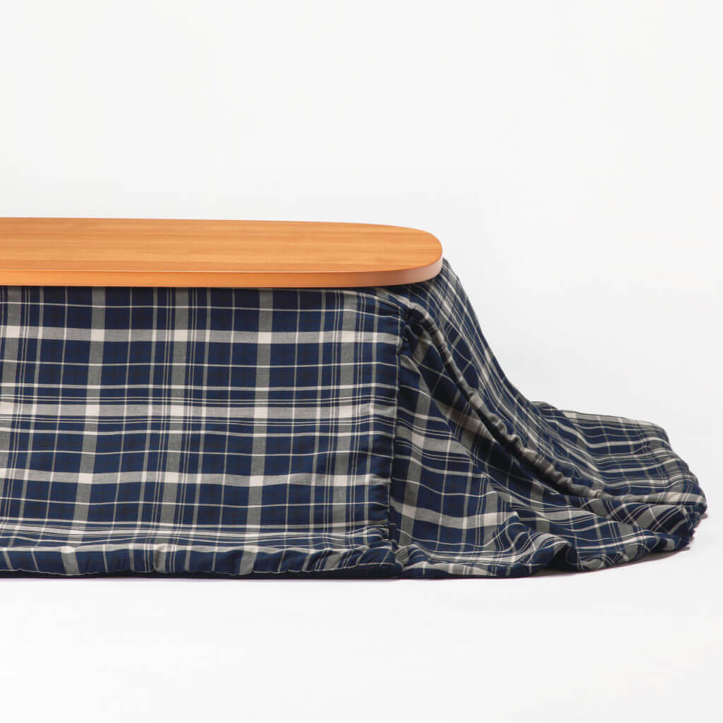 無印 木の家 こたつ テーブル