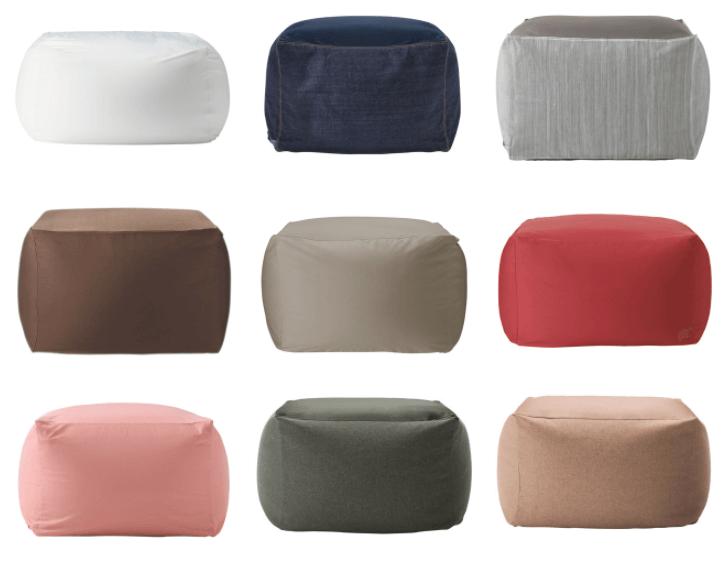 無印 木の家 クッション フィット ソファー カラー 種類