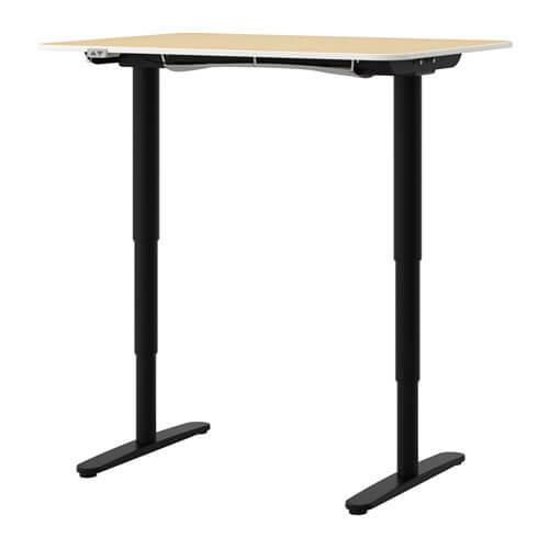 無印 木の家 部屋 デスク(机) IKEA(イケア) サンプル