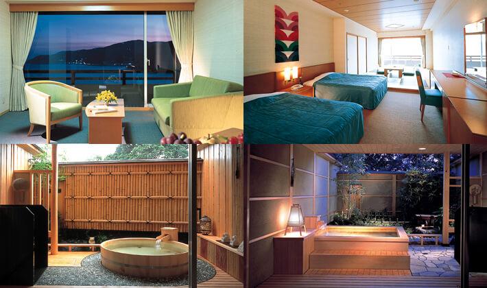 赤沢温泉ホテルのお部屋