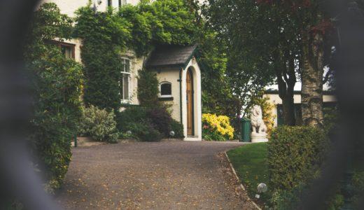 無印良品の木の家の玄関の屋根(ひさし)は大きなサイズにしよう