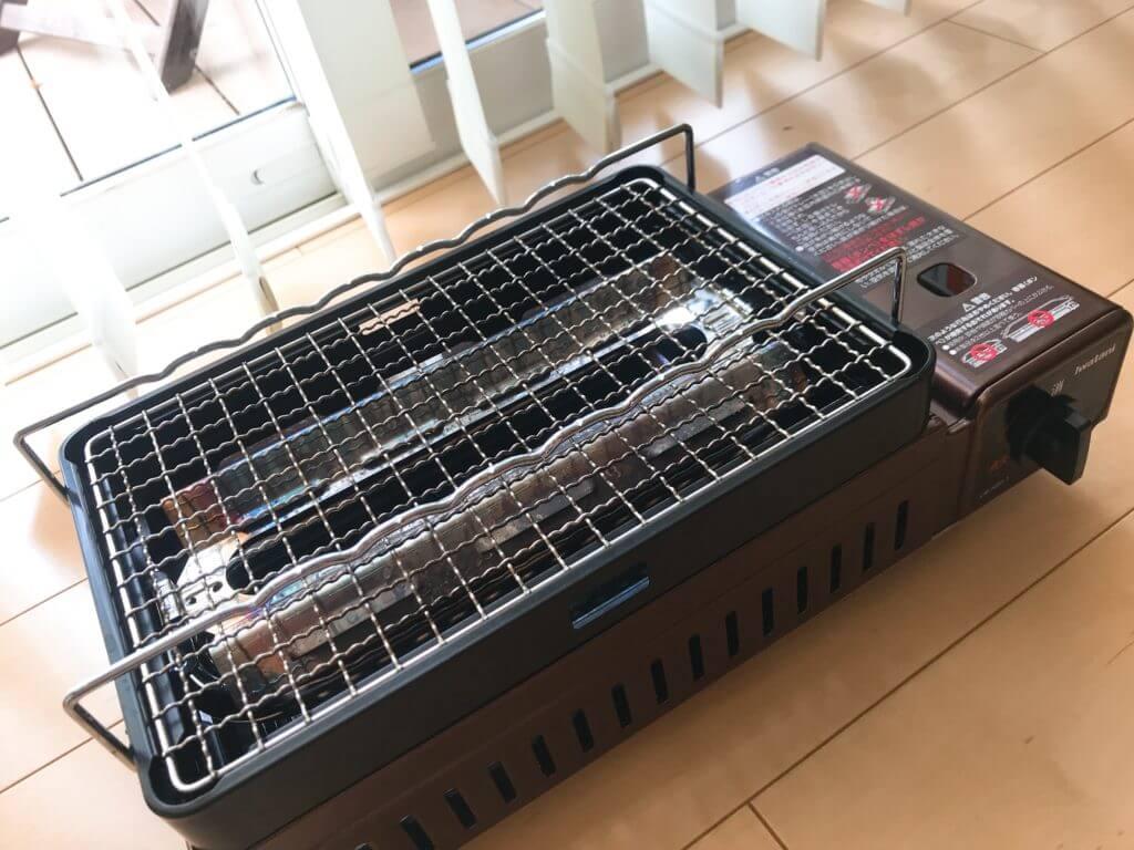 イワタニ 炉ばた焼器 炙りや CB-ABR-1