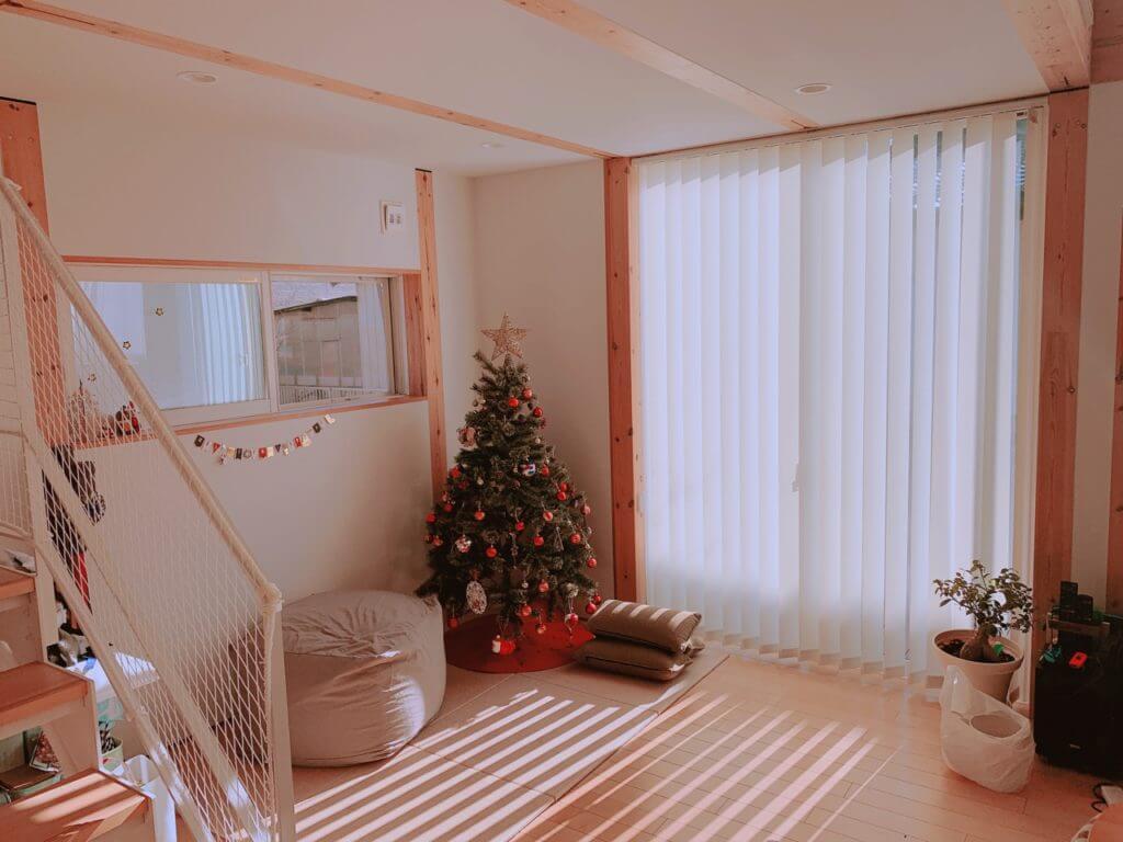 無印良品の木の家の和室
