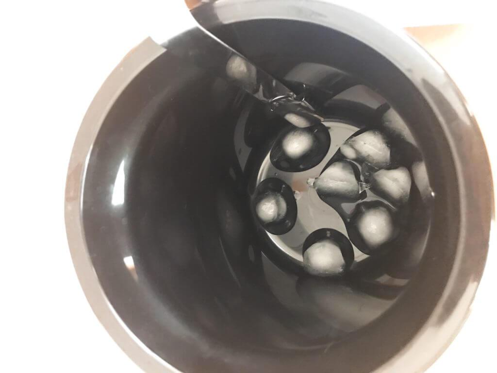サーモスVSガラス容器:30分後