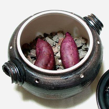 石焼き芋鍋、いも太郎