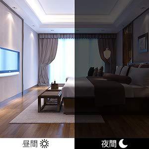 ネットワークカメラは夜でも画像がみえる