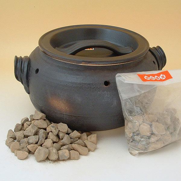 石焼き芋鍋、いも太郎の備品