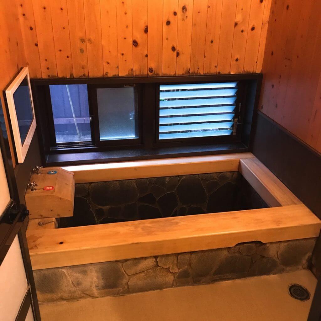 ゆふいん亭:お部屋のお風呂