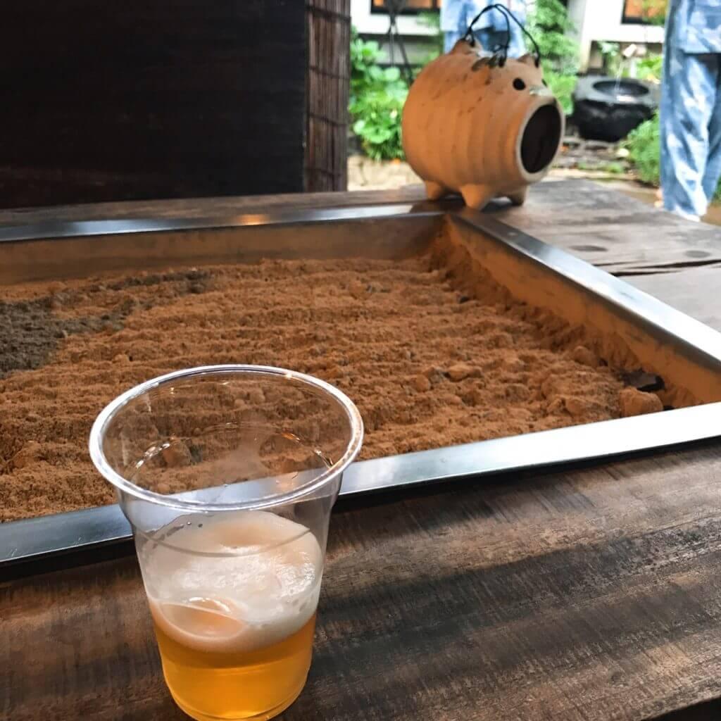 ゆふいん亭:ビールサーバー