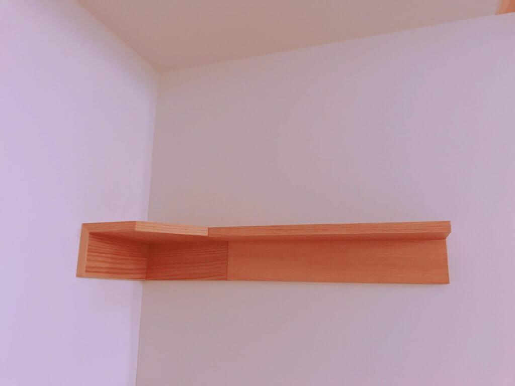 無印良品の棚で作ったおしゃれな神棚