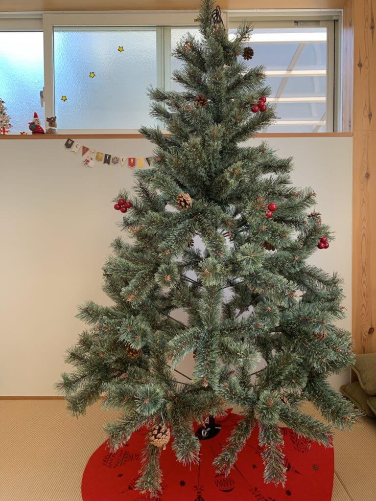 質の良いクリスマスツリー
