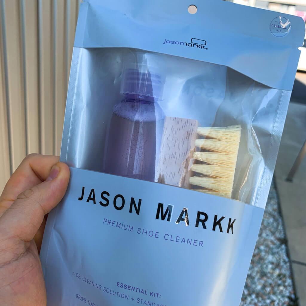 ジェイソンマークのクリーナーのパッケージ