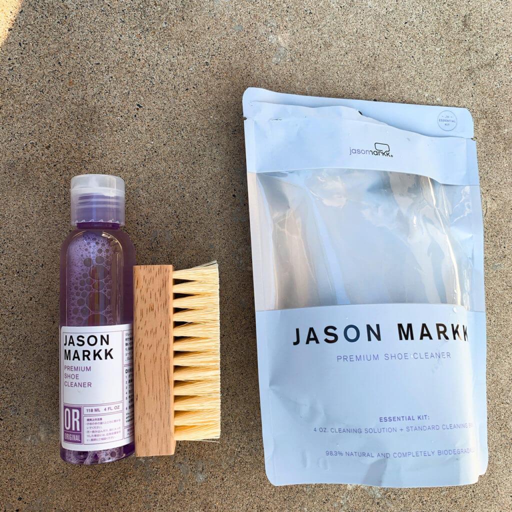 ジェイソンマークのシューズクリーナーを購入・開封