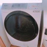 ドラム式洗濯機NA-VX7900とを設置
