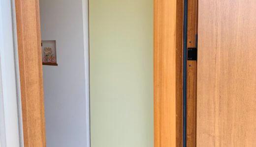 玄関の収納を隠すにはロールスクリーンがオススメ!土間収納で利用中