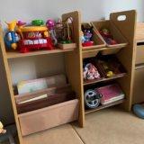 リトルプリンセスの子供用収納でオモチャを整理したところ