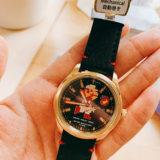 ALBAのマリオの時計
