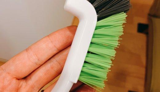 まだ歯ブラシで掃除してるの?サッシや角の汚れにはL字型ブラシが効く