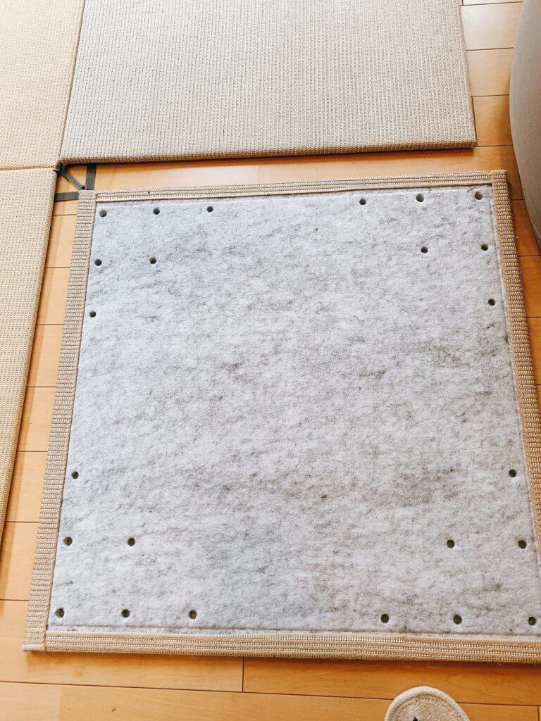 無印良品の畳マット