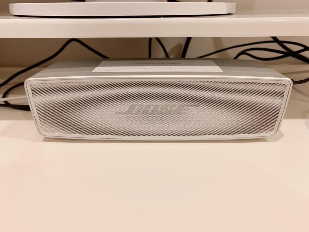 SoundLink Mini Bluetooth speaker IIのAUXが出ない問題